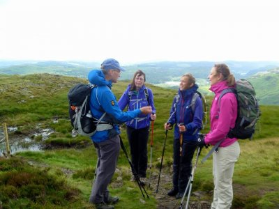 Intro for Mountaineering full day at Lake District