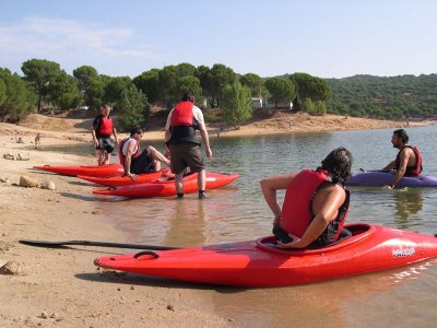 Madrid Kayak & SUP Centre Canoas