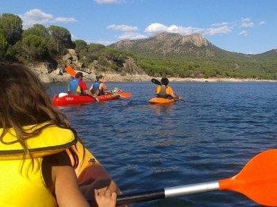 Madrid Kayak & SUP Centre Kayaks