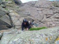 Many vanues to climb