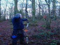 Woodland shooting
