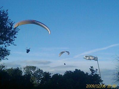 Paraglide for 20 min in Sierra de Líjar with pilot