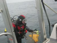 All set for the dive!