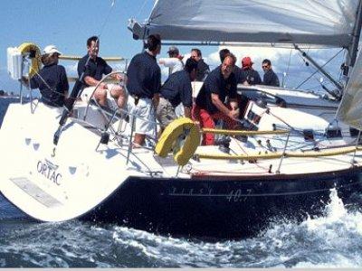 On Deck Sailing