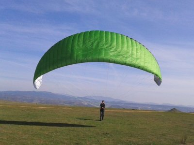 4h introduction to paragliding course, Galicia
