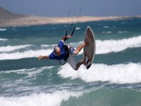Private Kitesurfing lessons at Dorset 2h