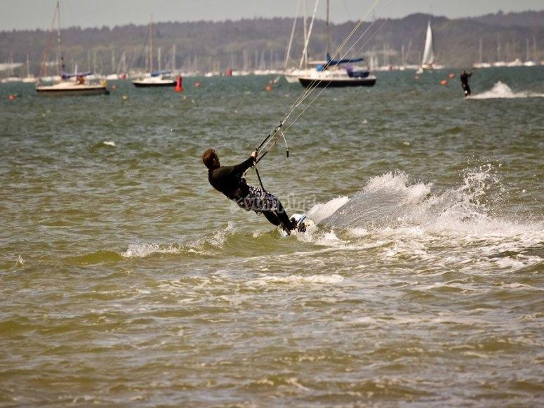 Private Kitesurf lessons