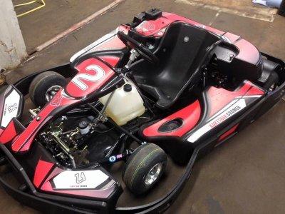 Karting practice session 15 minutes in Norfolk