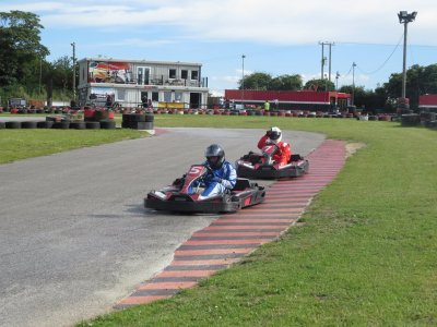 Karting Private Circuit in Norfolk 1h