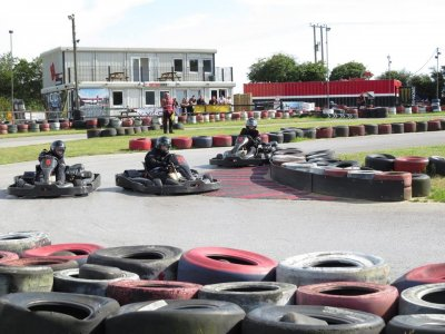 Karting Competition in Norfolk 60 min