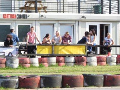 Karting Super Grand Prix in Norfolk