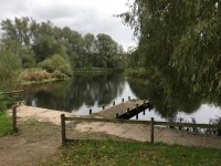 Do some fishing in Kingsbury Water Park