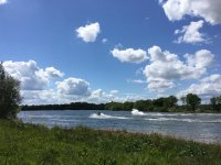Enjoy your favourite water sports in Kingsbury Water Park