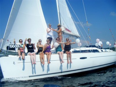 Luxury Yacht sailing Windermere 1 hour