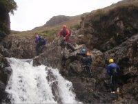 Gorge Walking at Lake District