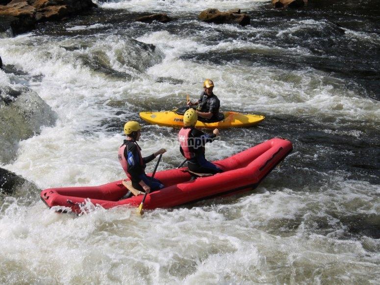 River Duckies with Splash