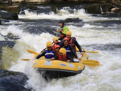 White Water Rafting on the River Tay 3 hours