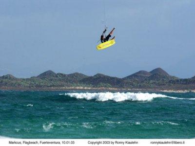 Aventura Fuerteventura Kitesurf