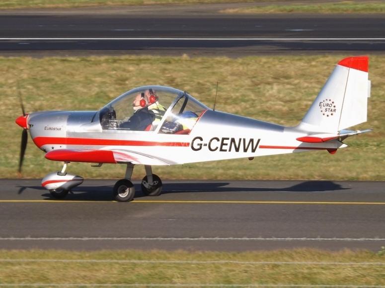Flying eurostar