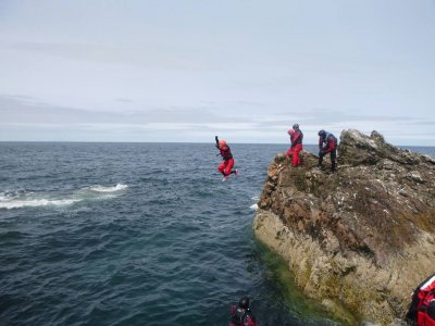 Coasteering Half Day in Moray