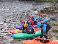 Kayaking Half Day in Moray