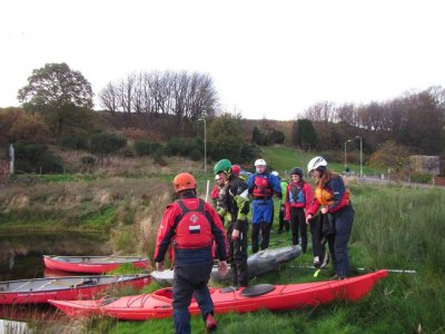 Kayaking Full Day in Moray