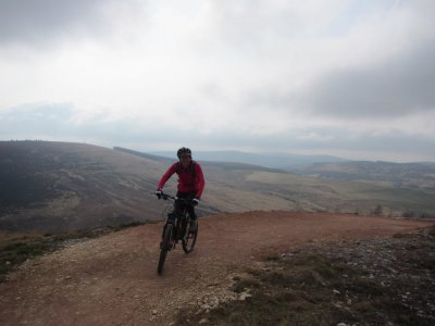Mountain bike Day in Moray