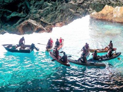 Kayaking & Snorkeling trip in Cerro Gordo