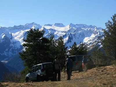 4x4 tour in Val d'Aran 3 to 4 hours