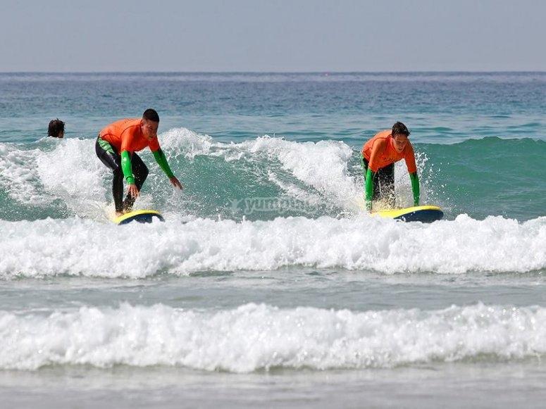 Surfers bro