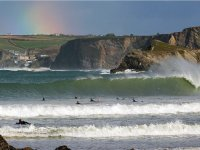 Surfing tour in Cornwall