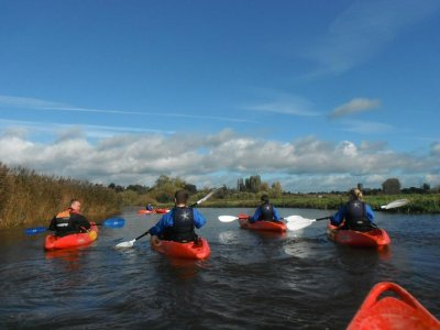 Kayak Tour in Poole Harbour