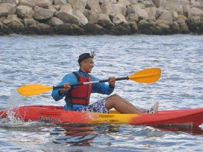 Kayaking taster session in Dorset 2h