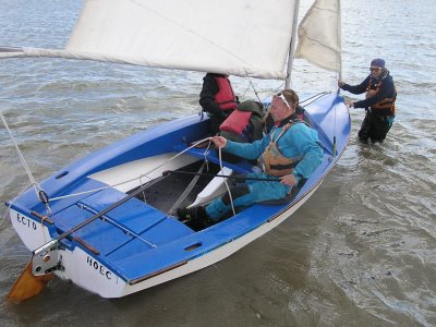 Sailing taster session in Dorset 2h