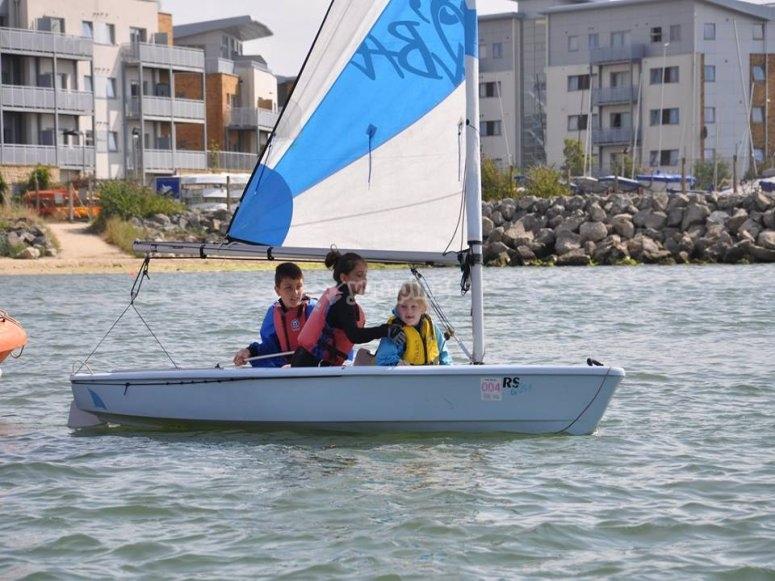 Children boats