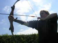 Archery is a great sport.