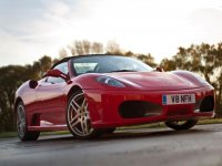Amazing cars at Northern Ferrari Hire