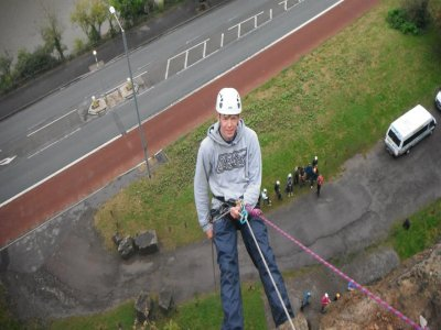 Abseiling in Dorset Half Day