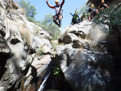 Canyoning in La Alpujarra with tasting
