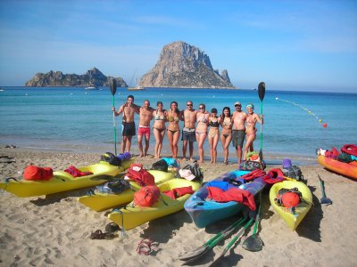 Vuelta Ibiza Kayak