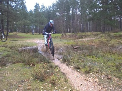 Mountain bike two days course in Dorset
