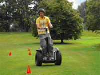 Segways are a great low impact sport to do.