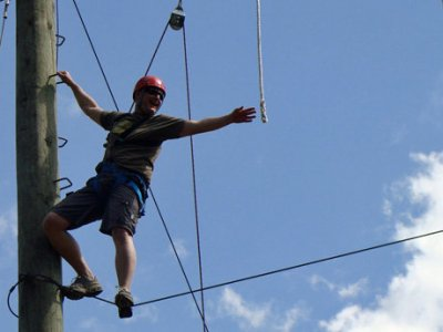 Unique Outdoors High Ropes