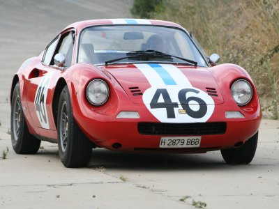 Drive a Ferrari 246+430, 40 min