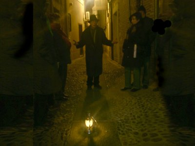Night time Tour in Toledo and paranormal activity