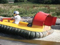 Hovercrafting is also available.