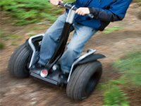 Segway are also available.