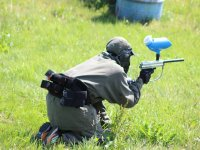 Paintball in blackpool 300 balls