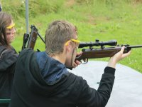 Air Rifle shooting in Blackpool 1 hour