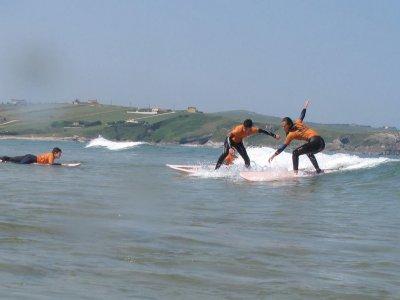 Escuela de Surf Sardinero